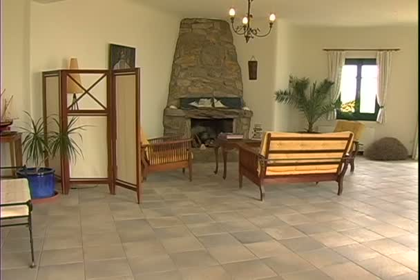 interiér lobby hotelu