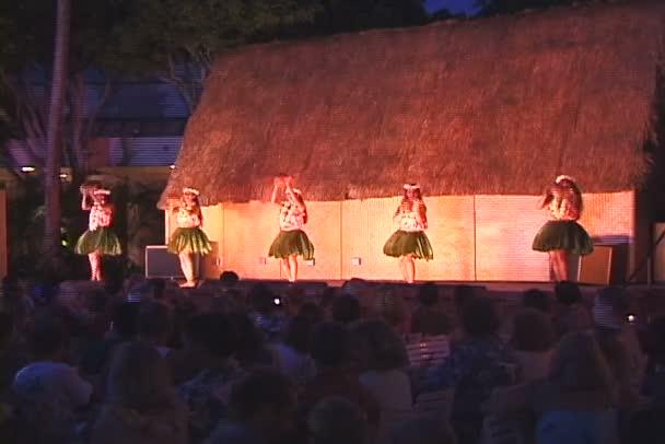 Hula-Tänzer auf Hawaii