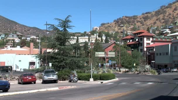 Bisbee city in Arizona