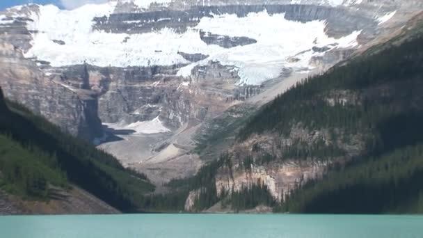 Gletscher über Lake Louise