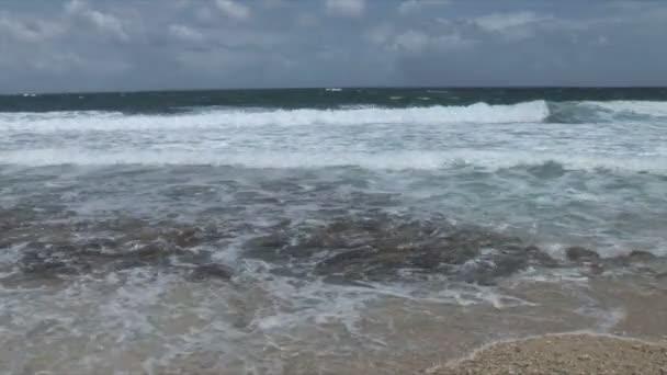 North Shore con onde su Aruba
