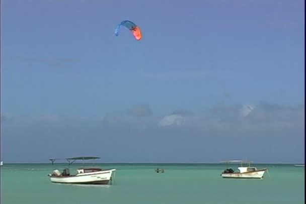Litorale delloceano, sullisola di Aruba