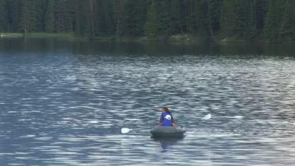 Sparren in Johnson Lake