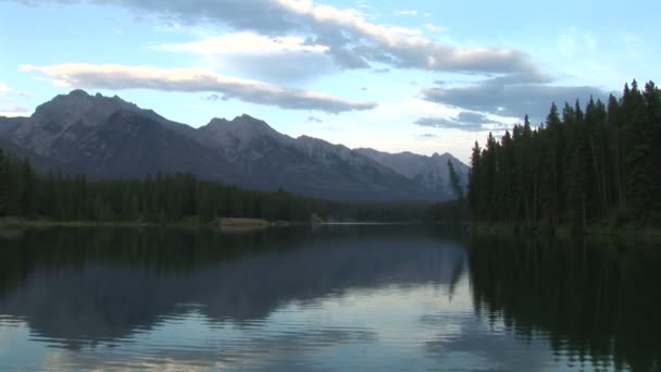 Johnson Lake im Banff National Park