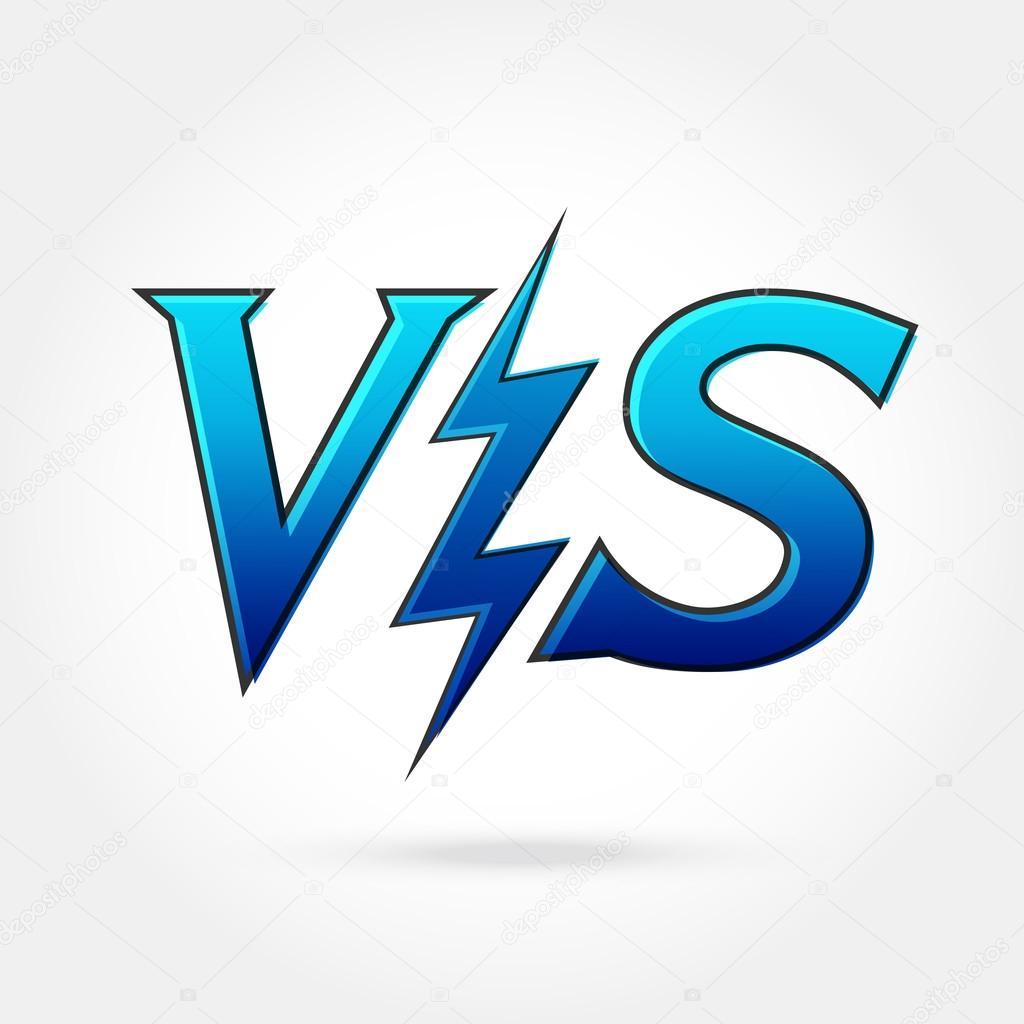 Versus Vector Icon