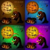 Zlo s kosou událostí Halloween