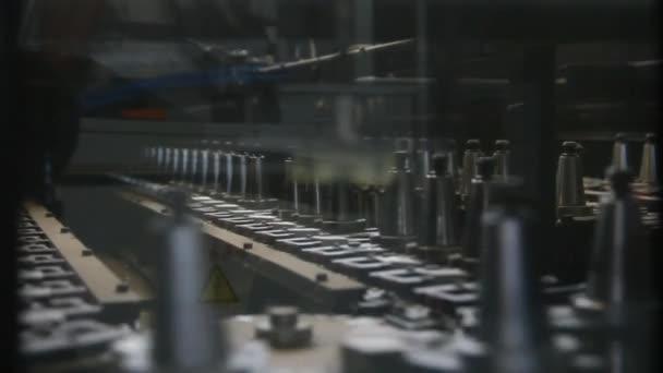 průmyslové výrobní linka