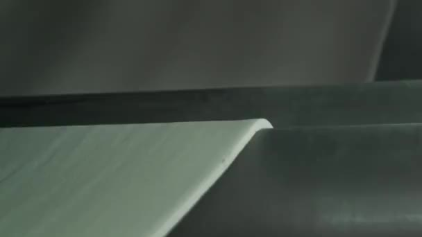 Raw plastic sheet extrusion line