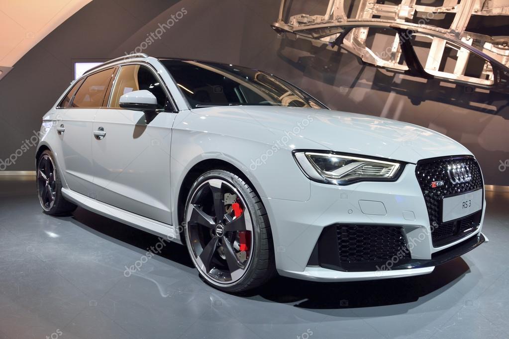 Audi Rs3 Auto Foto Editoriale Stock C Alizadastudios 124112874
