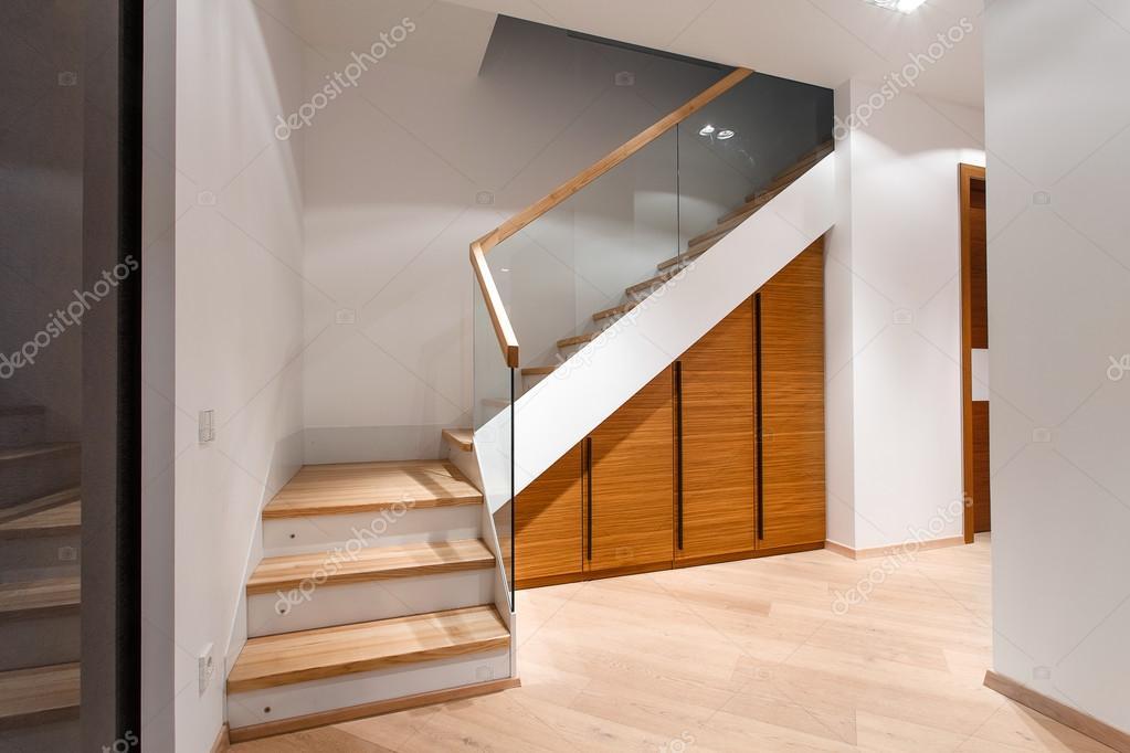 Inneren Wohnung Mit Treppe Stockfoto C Tankist41 117925298