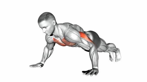 Kliky fitness cvičení