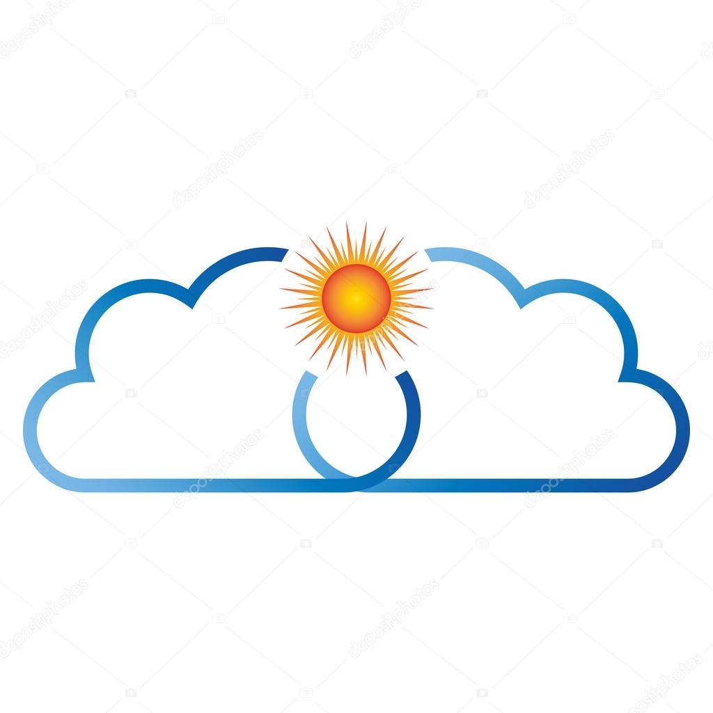 Sonne, Wolken, Wetter, Sommer
