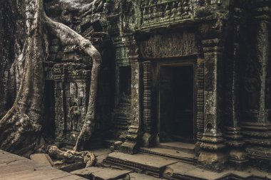 Entrance to a temple in Angkor Wat complex