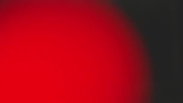Pohybující se částice. Barevné, rozmazané, bokeh osvětlení pozadí. Abstraktní jiskří. Ideální pro editaci. Plné Hd smyčka, 1080p