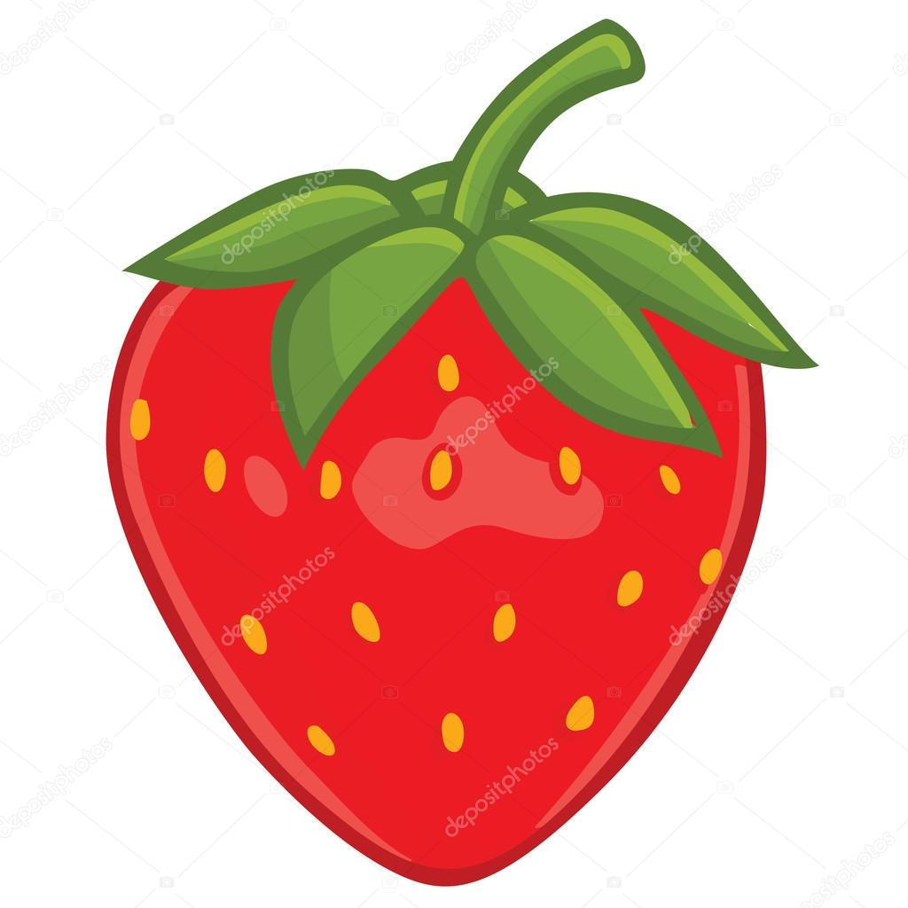 fresh strawberry clipart vector stock vector doddis 114236362 rh depositphotos com strawberries clip art border strawberry clip art black and white