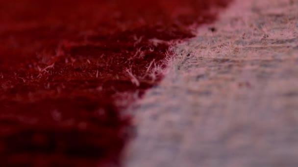 krev na obvazy
