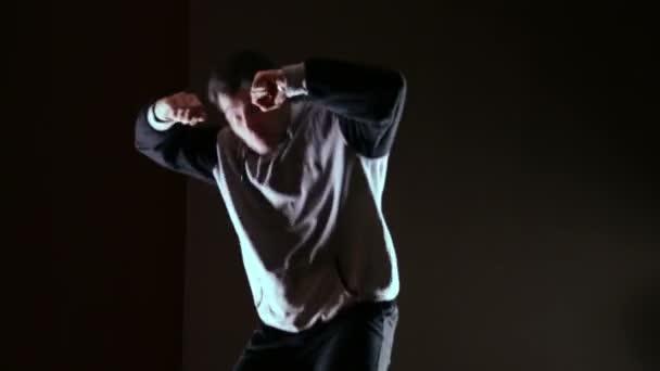 Spettacoli di classe master ballerino hip-hop