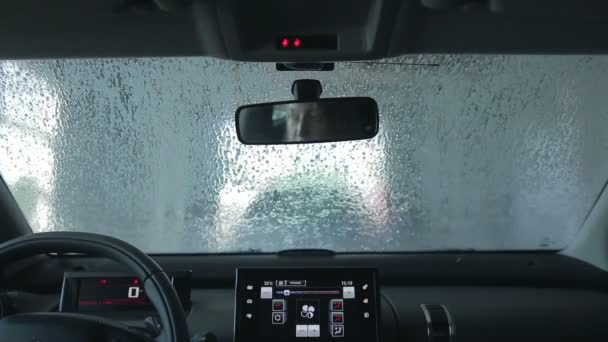 Mytí aut s tlakem vody