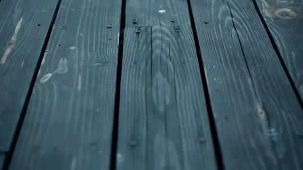 podlahy z tvrdého dřeva, videa v pohybu.