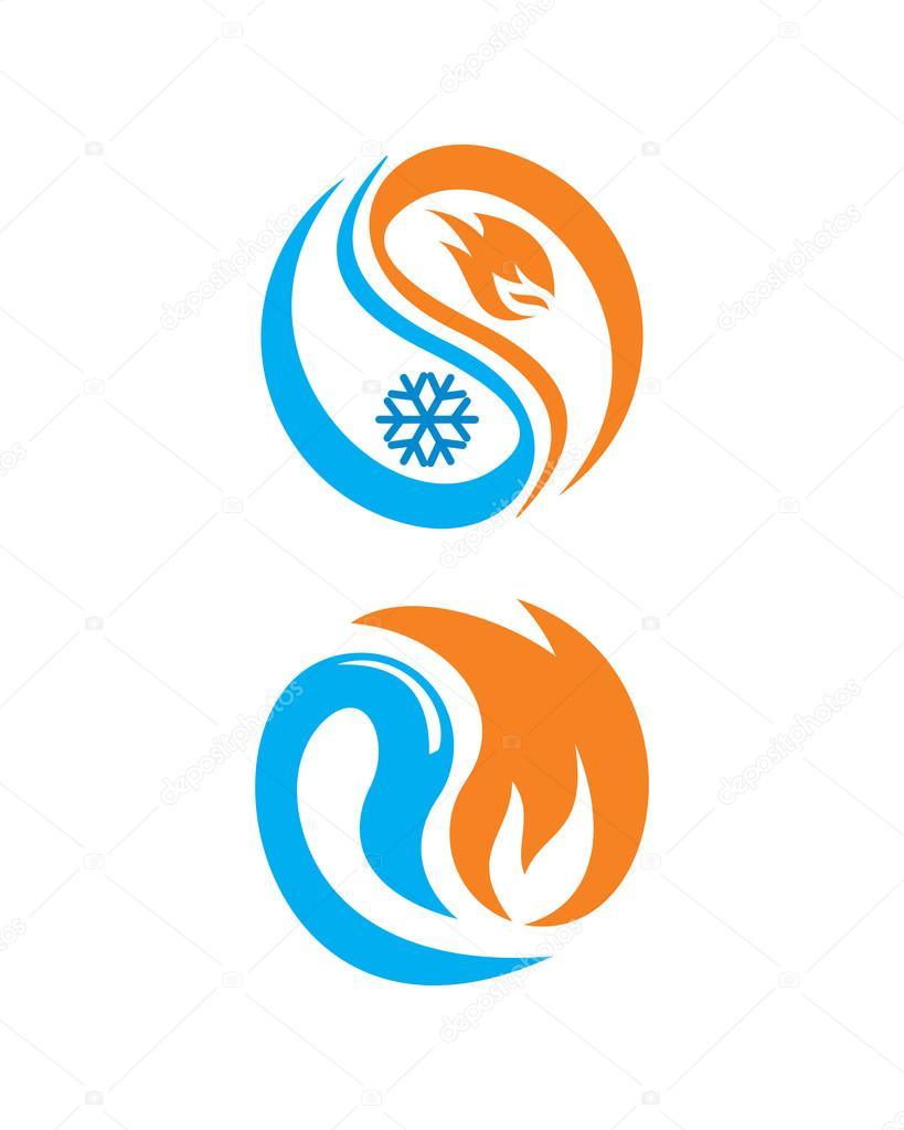Ice and Fire Ying Yang