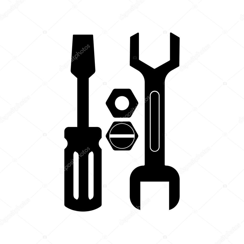 Pictograph of gear icon black icon on white background stock vector