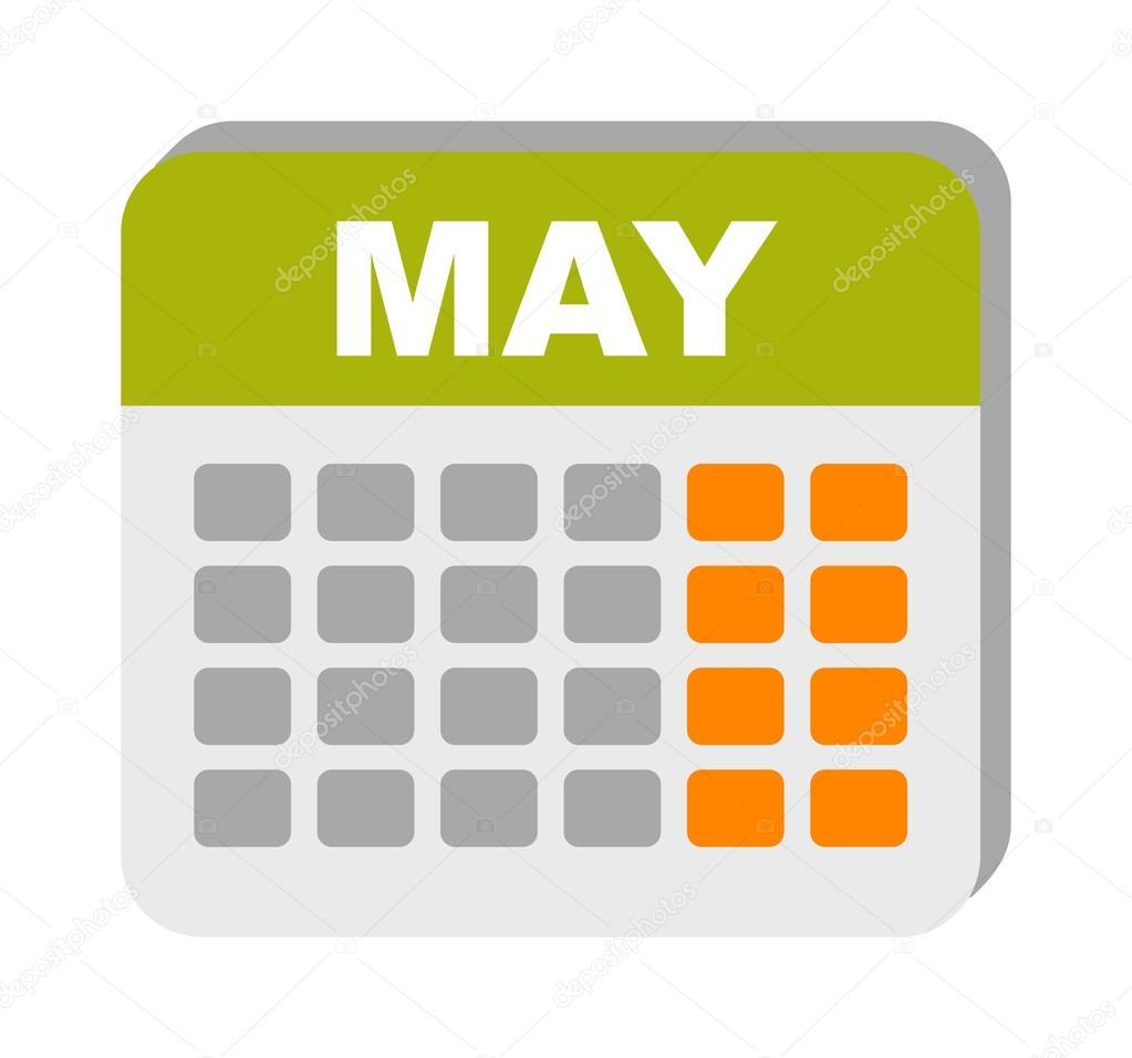 Kalender Vektor — Stockvektor © VectorShow #118835960