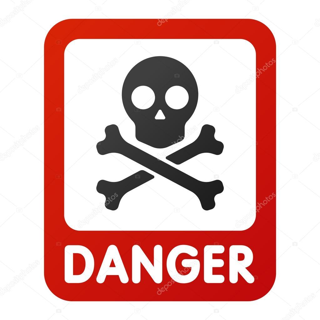 Gefahr Warnung Achtung Zeichen Symbol — Stockvektor © VectorShow ...