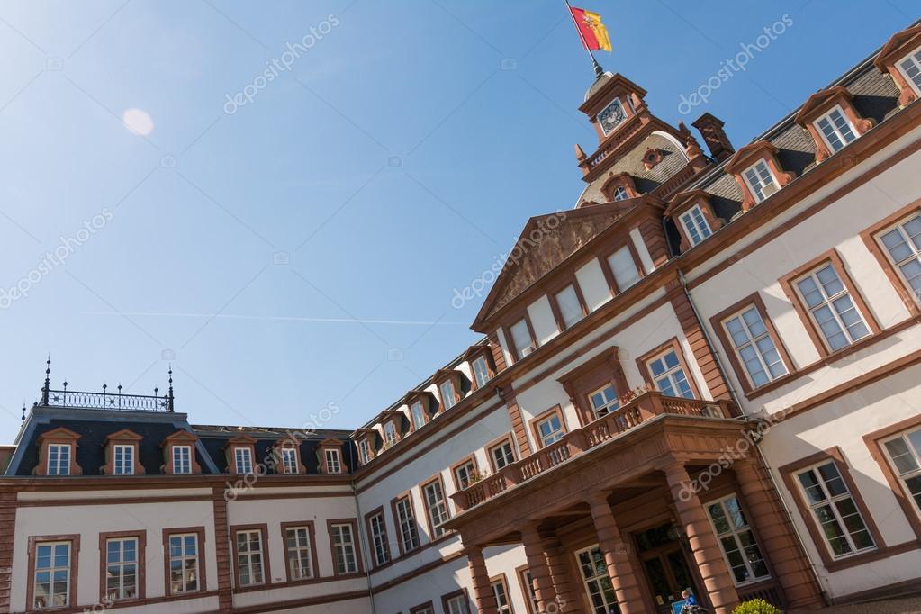 Architekten Hanau schloss philippsruhe hanau äußere architektur außen denkmal