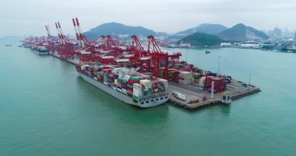 Shenzhen konténer kikötő