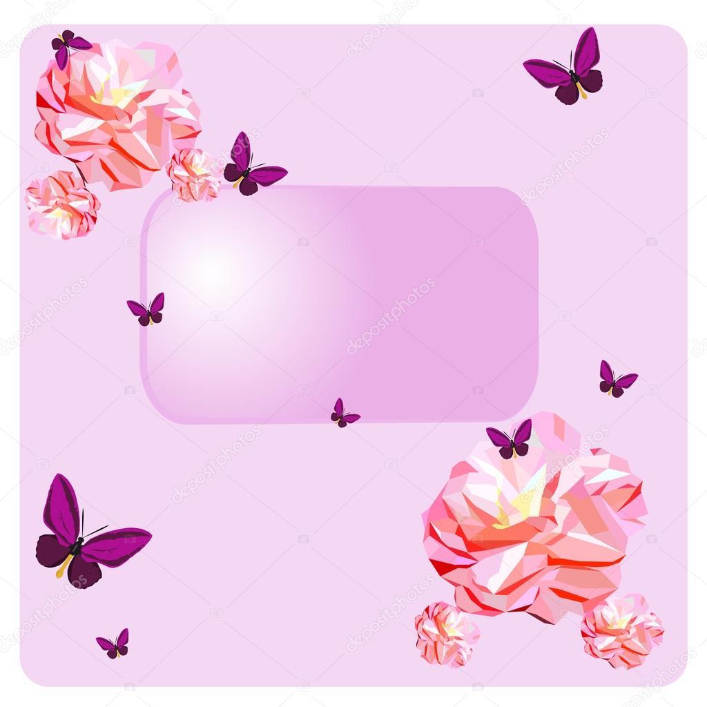 Diseño De Mariposas Para Tarjetas Perfecto Diseño Para La