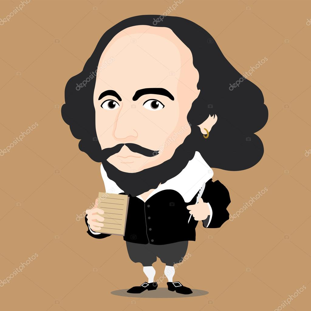 Character of William Shakespeare