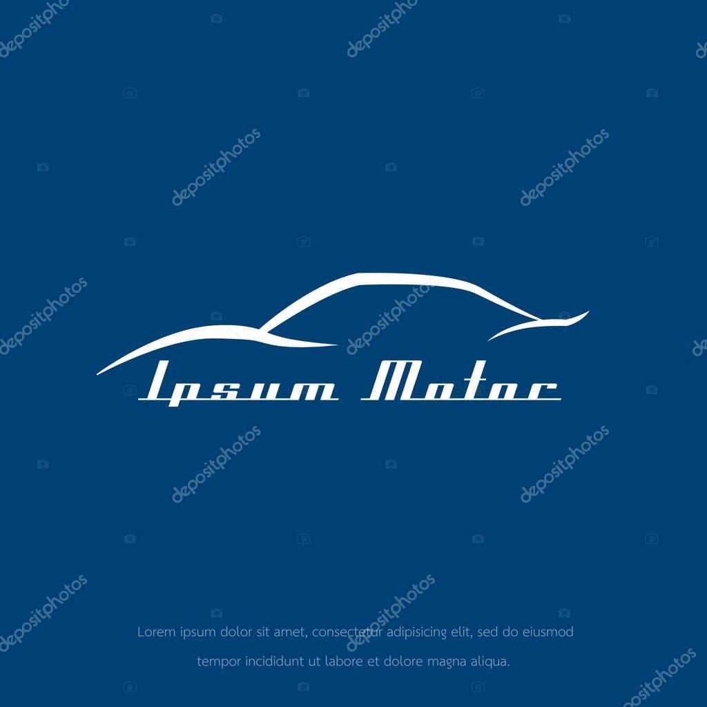 Araba Logoları Illüstrasyon Vektör Stok Vektör Pattarasin 115469170