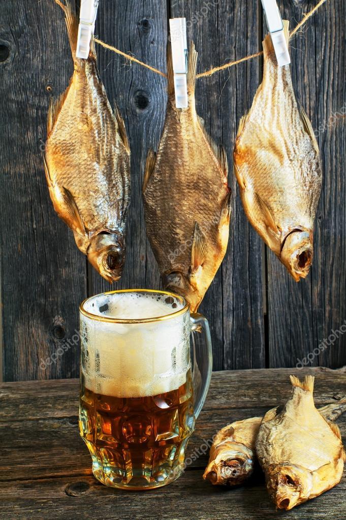 фото пива с рыбой