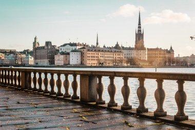 Old Town (Gamla Stan) in Stockholm, Sweden