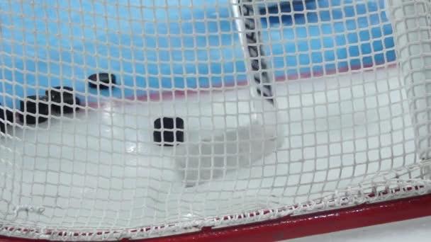 Cíl hokejový brankář