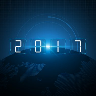 Global tech 2017 new year