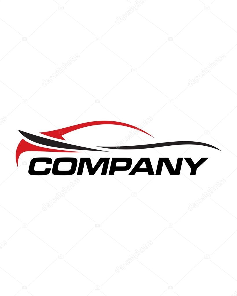 creation logo automobile