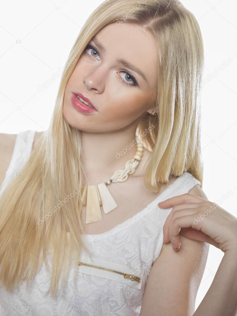Beautiful blonde naked women-2088