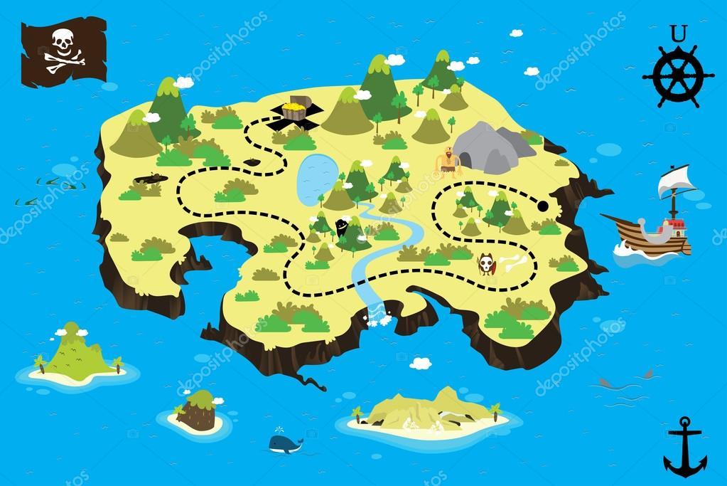 Treasure Island Treasure Show
