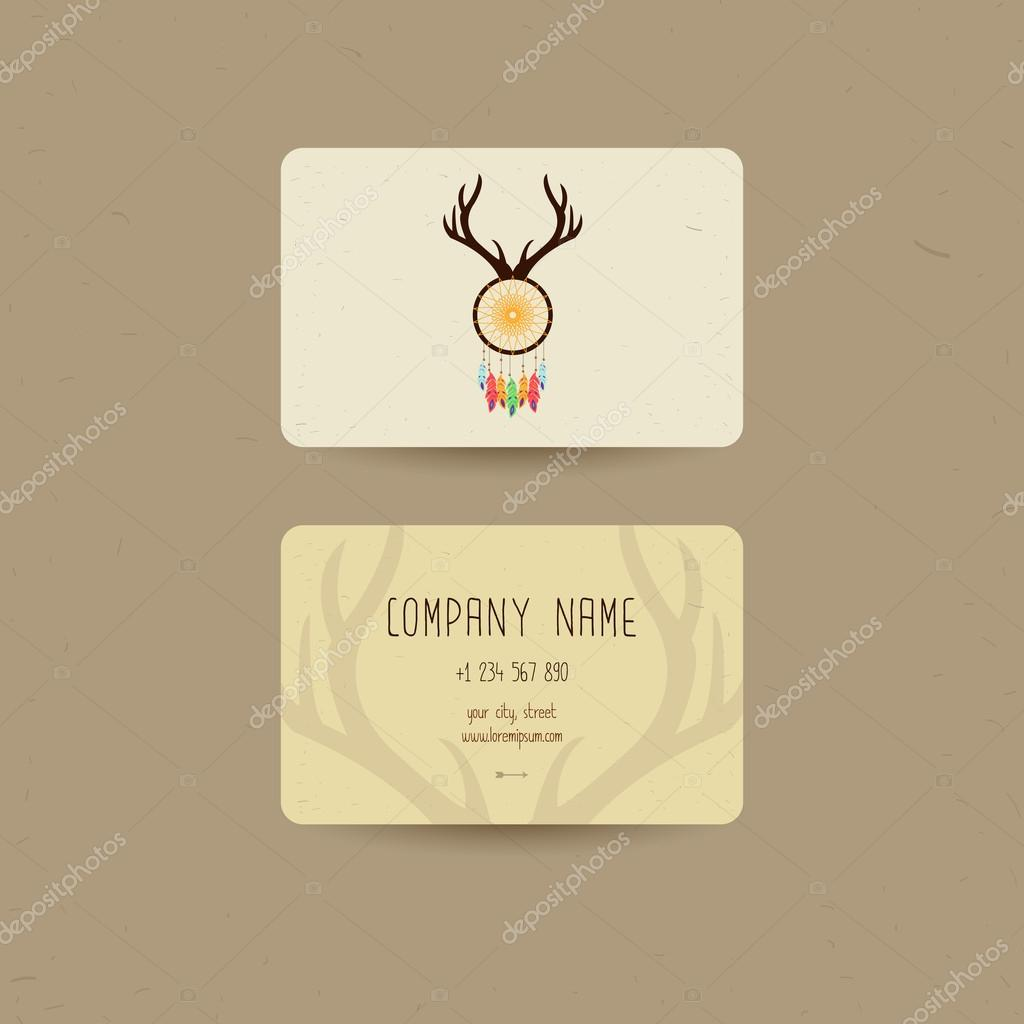Business card for ethnic style can be used us party invitation or business card for ethnic style can be used us party invitation or us boho shop colourmoves