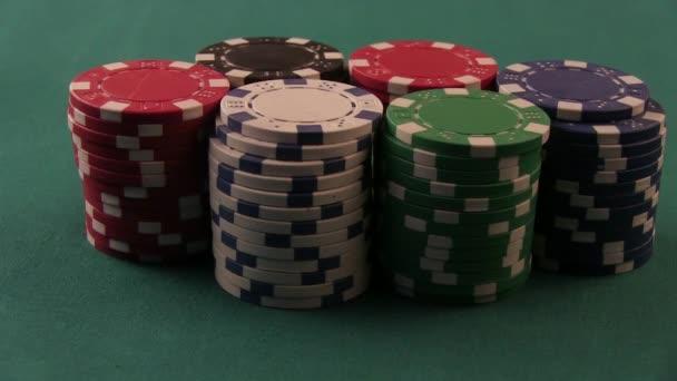 Crazy Poker Player. Fiches del casinò