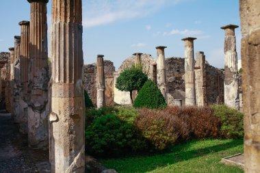 "Картина, постер, плакат, фотообои ""Руины древнего города Помпеи"", артикул 121975464"