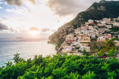 beautiful Town of Positano