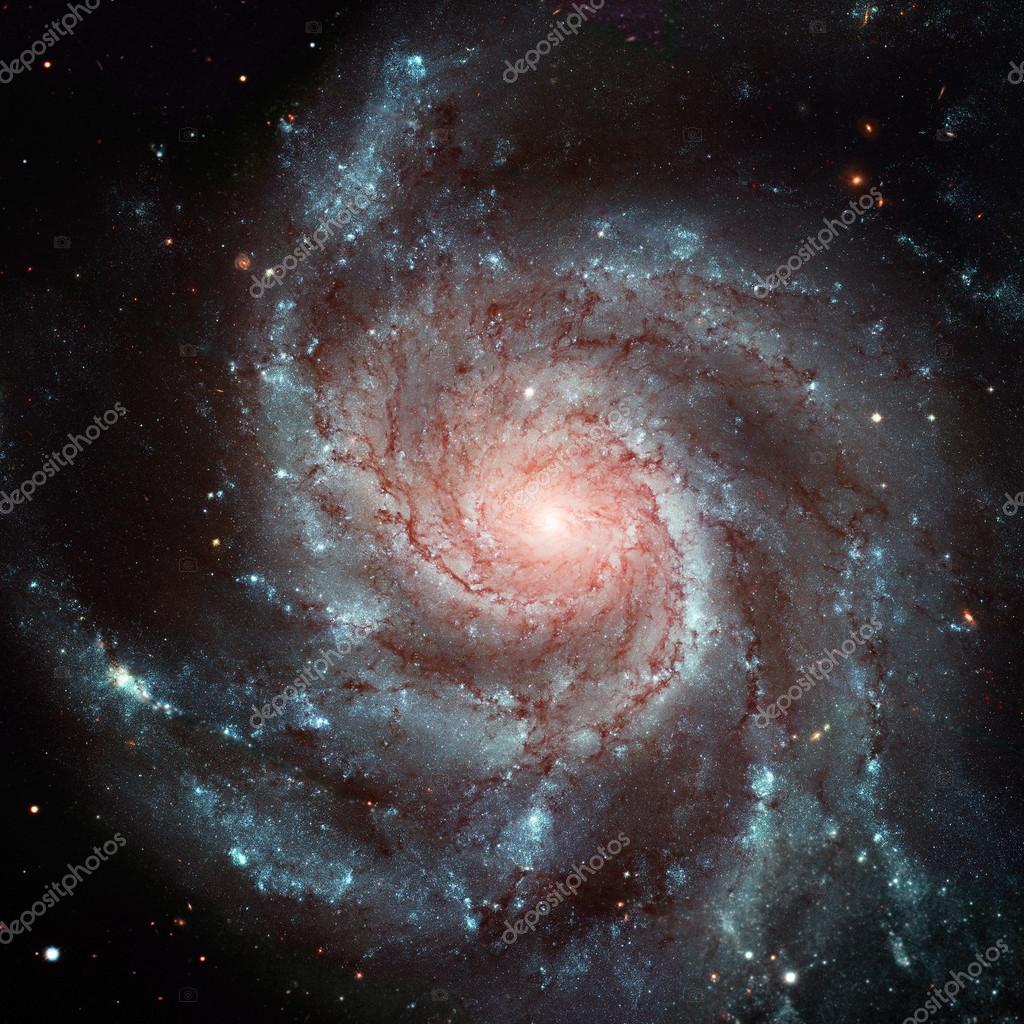 風車の銀河。おおぐま座の方角に...