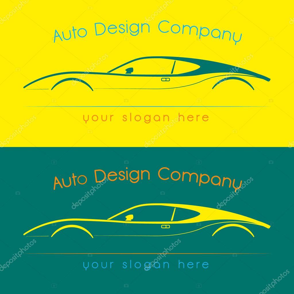 Plantilla de elemento de icono de logo de empresa — Archivo ...