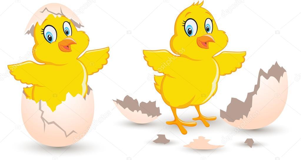 Картинки для детей цыпленок из яйца