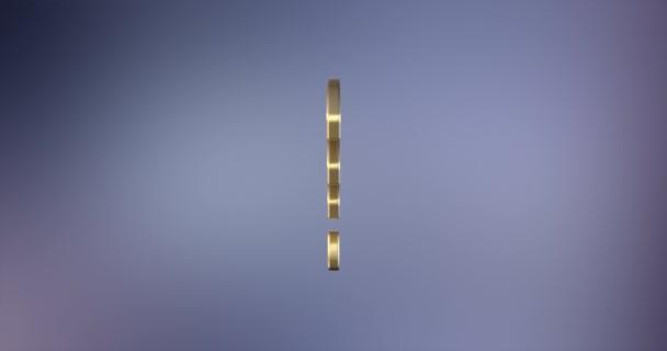 Wi-Fi-Gold 3d Symbol