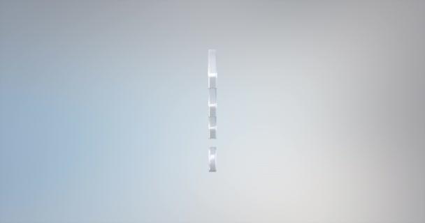 wi-fi weißes 3D-Symbol