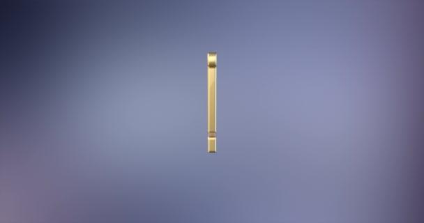 Koruna zlatá 3d ikonu