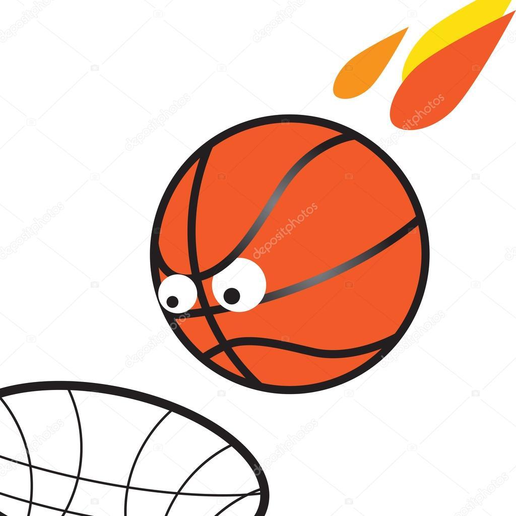 März-Wahnsinn-Basketball-Illustration — Stockvektor © Oksana6299956 ...